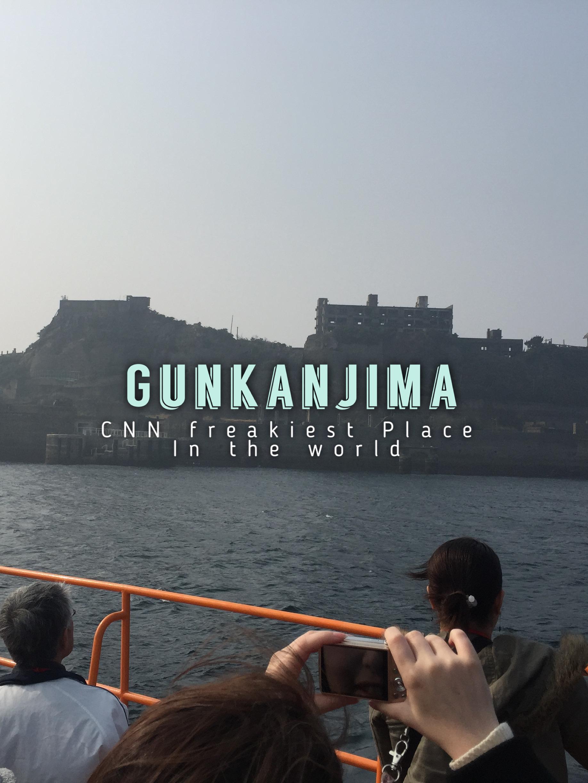 The Freakiest? Does it worth visiting Gunkanjima?
