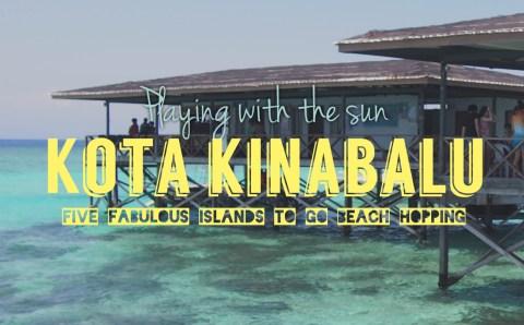 Five Fabulous Islands to go Beach Hopping in Kota Kinabalu