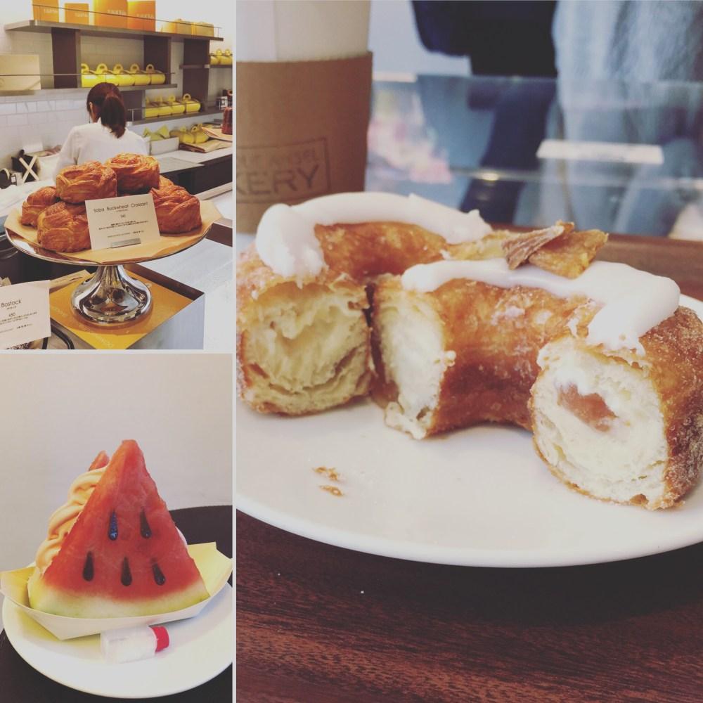 Yummylicious Tokyo - Omotesando - Dominique Bakery