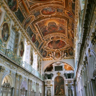The Chapel of the Trinity