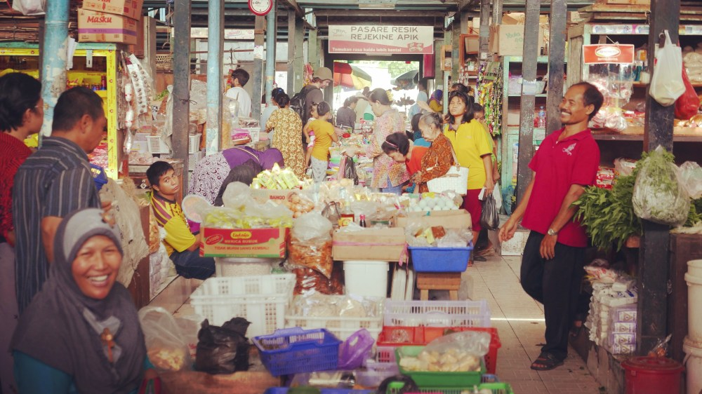 Yogyakarta - Market 0