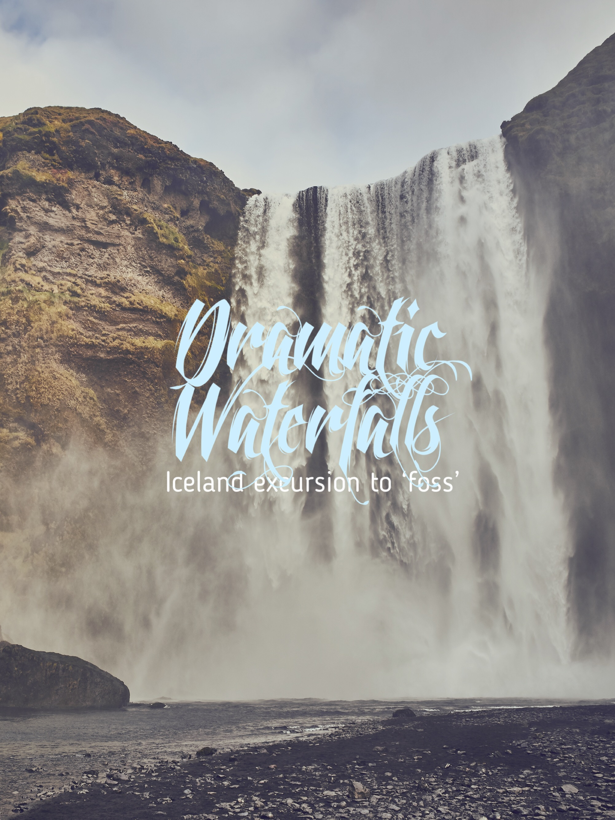Iceland's Most Beautiful Waterfalls and Their Mythologies