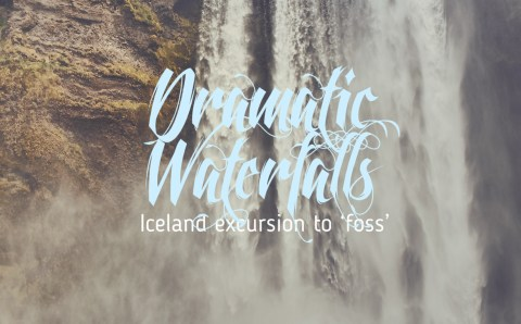 Iceland's Top 5 Waterfalls