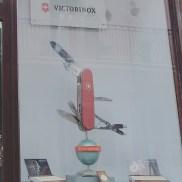Victorinox window~