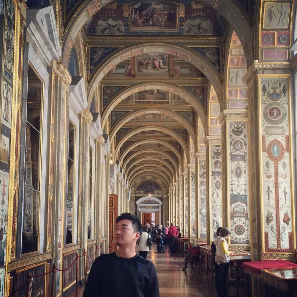 State Hermitage - Loggia Raphael