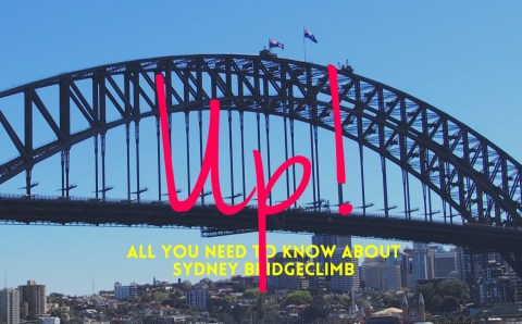 Up! All You Need to Know about Sydney BridgeClimb