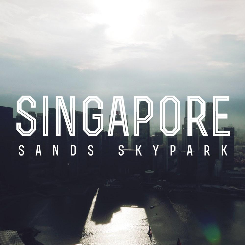 Singapore Sands Skypark