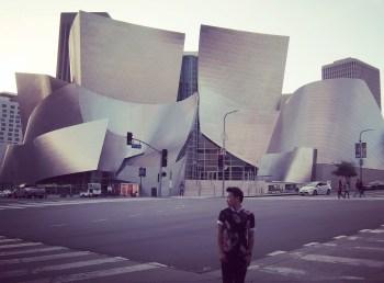 Los Angeles Downtown Disney Concert Hall
