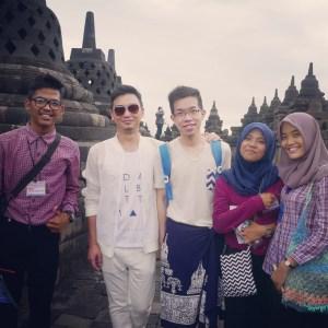 Yogyakarta Java Borobudur 5