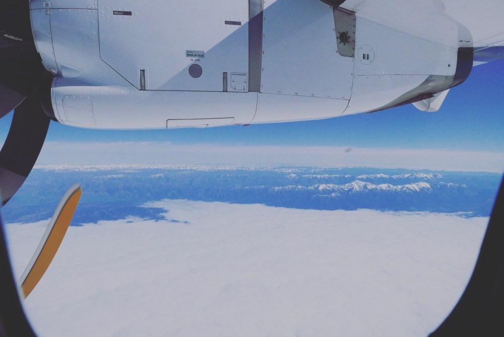 Christchurch - Flight