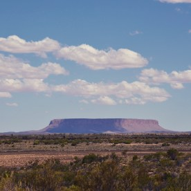 Mount Connor, as it was mistaken by the explorers the Uluru