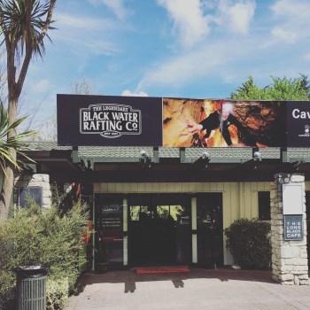 Waitomo Caves - The Black Rafting Co