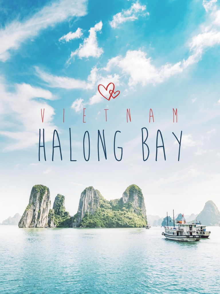 Different Faces of Halong Bay