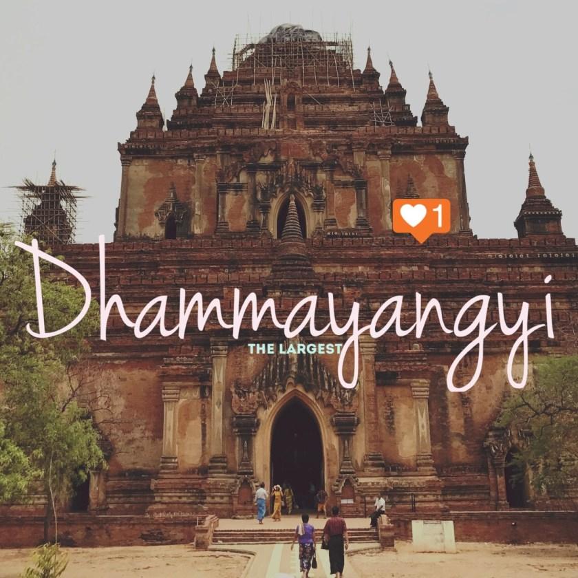 Bagan 6 Dhammayangyi Temple 0