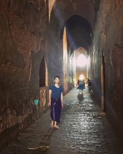 Bagan 6 Dhammayangyi Temple 7