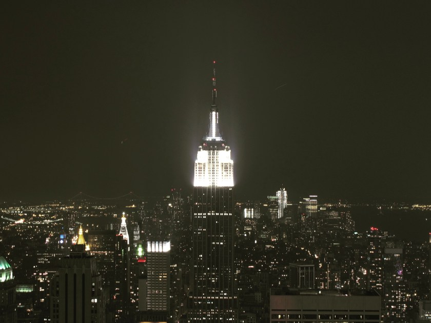1b. NYC Empire State Building