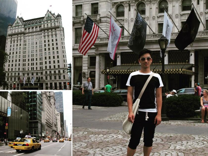 4. NYC The Plaza