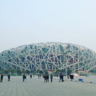 Beijing National Stadium (Bird Nest): Herzog & de Meuron