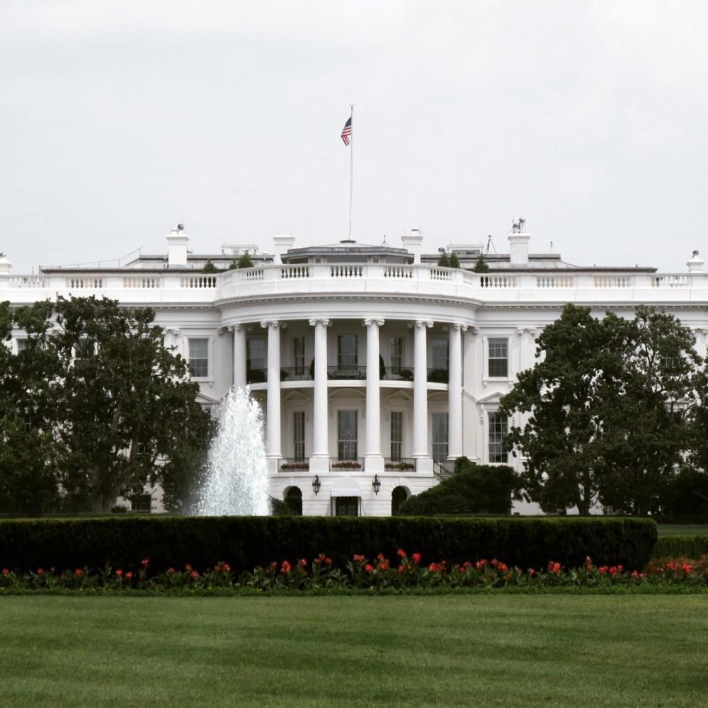 Washington DC White House - 1