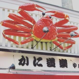 Osaka - Crab