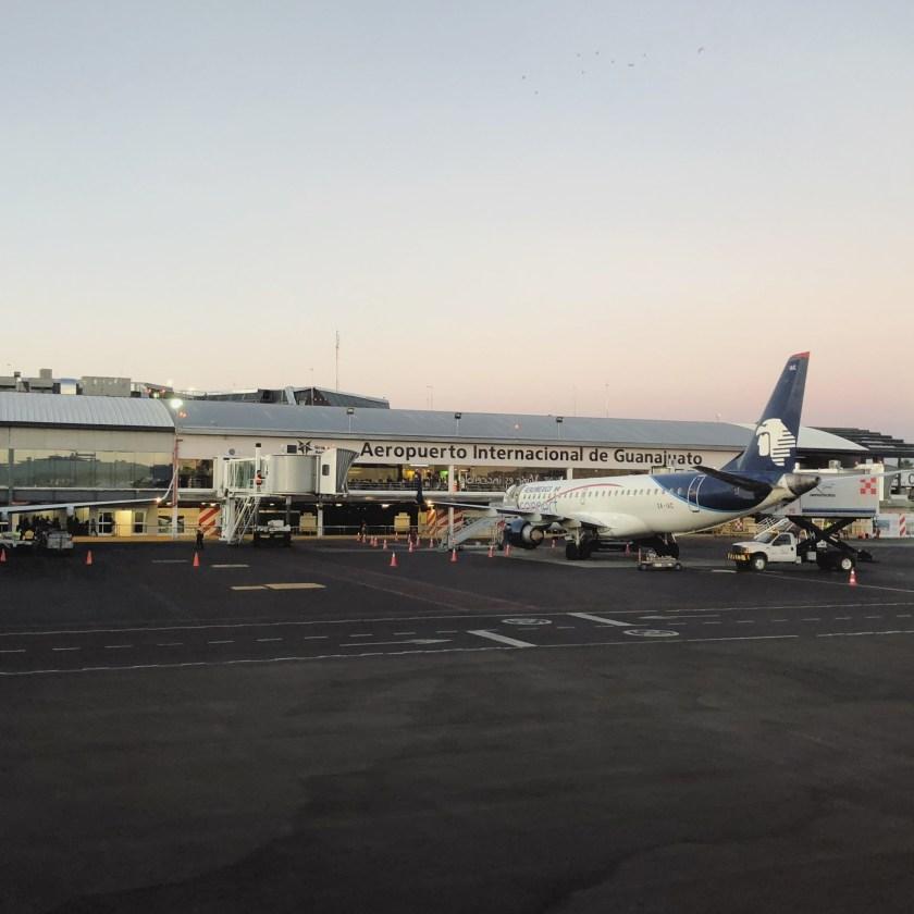 Mexico Guanajuato Airport