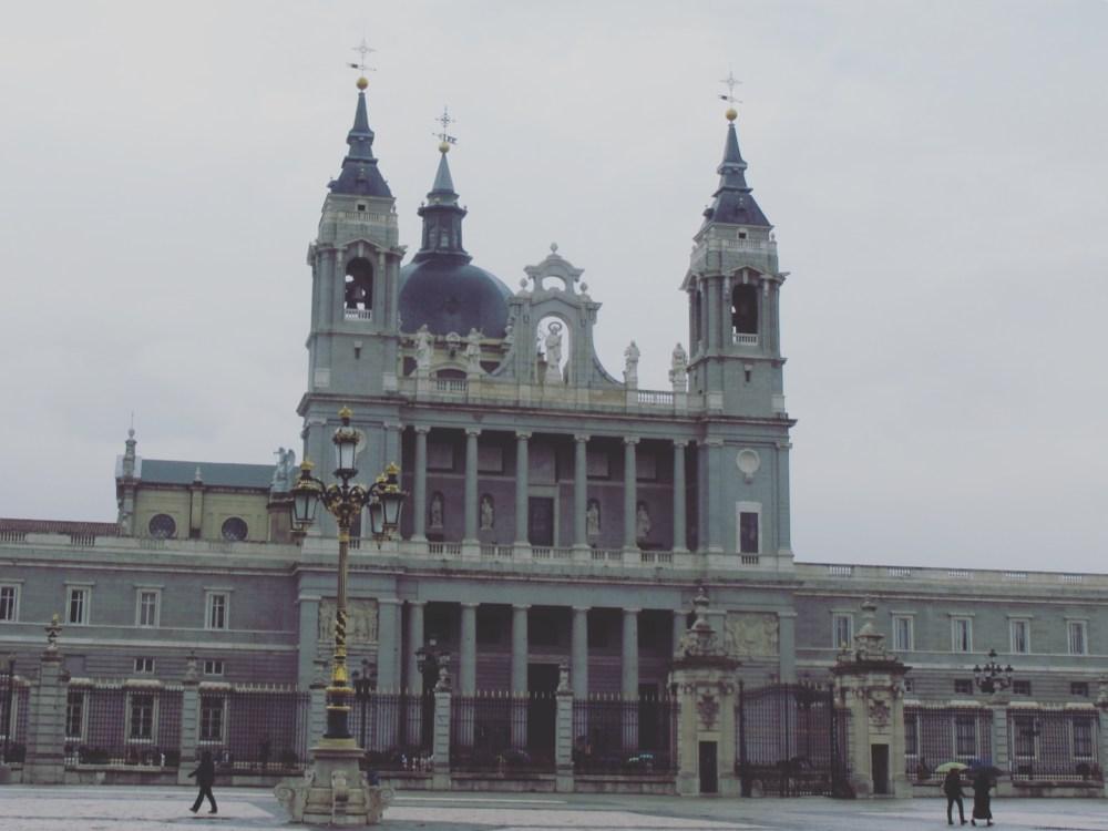 Almudena Cathedral 1