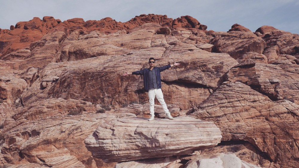 Red Rock Canyon -2