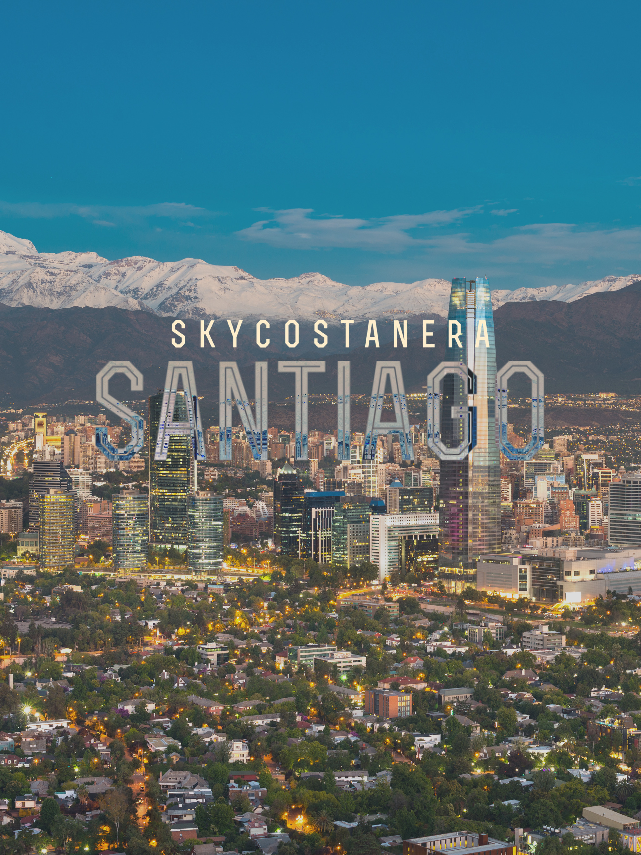 The View of Santiago