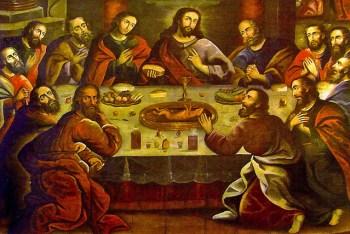 Marco Zapata's The Last Supper