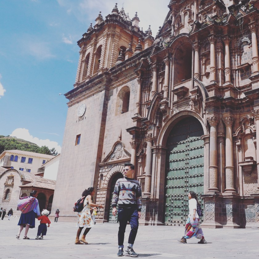 Cusco Caethdral