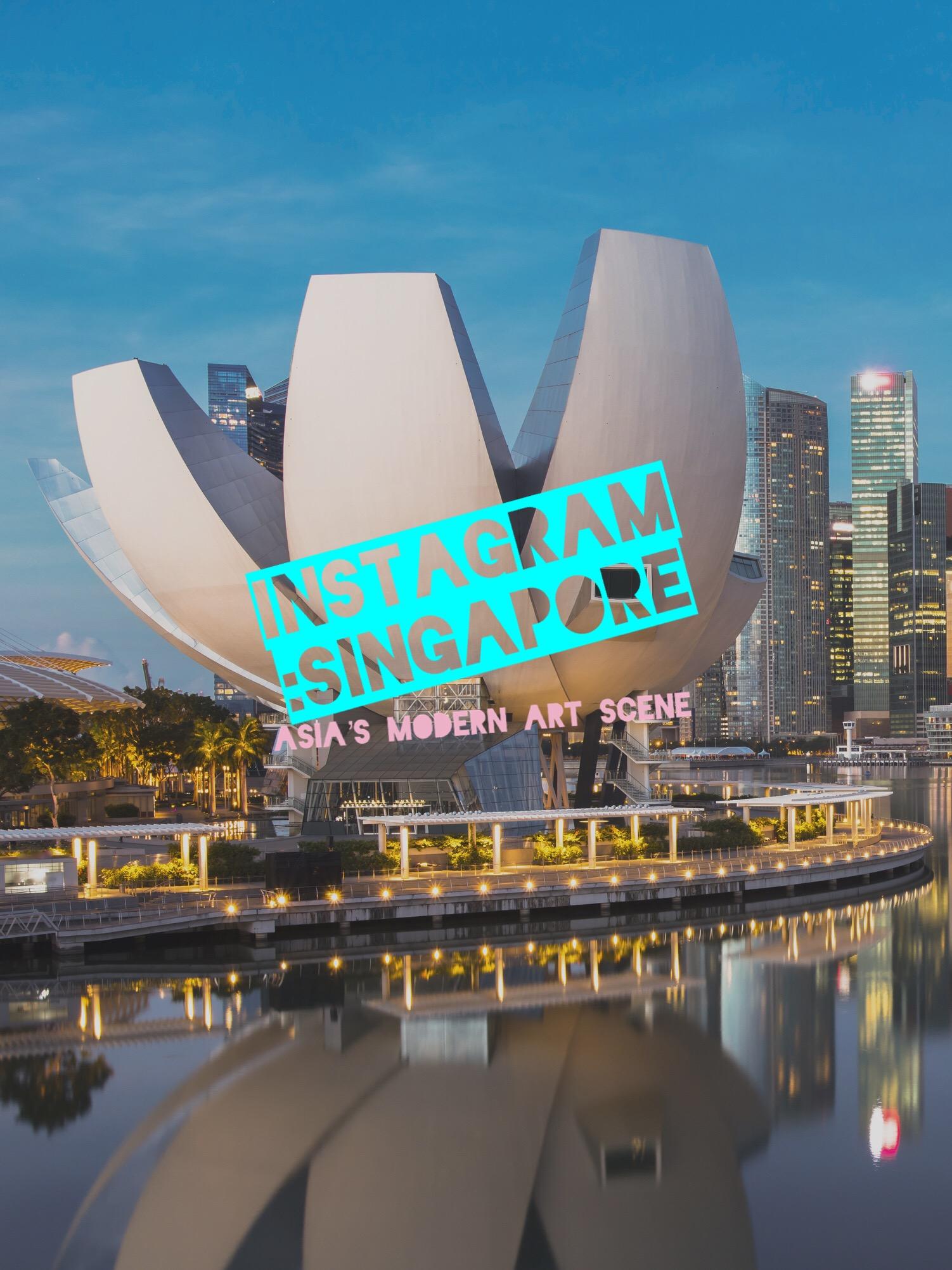 Instagram :Singapore Modern Art Scene