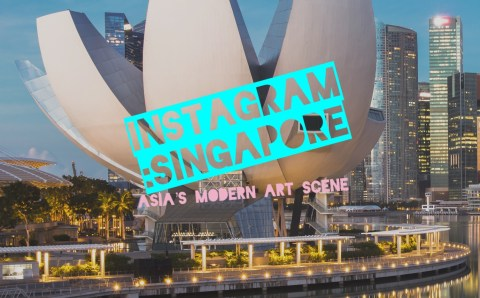 Instagram :Singapore Modern Art Scene
