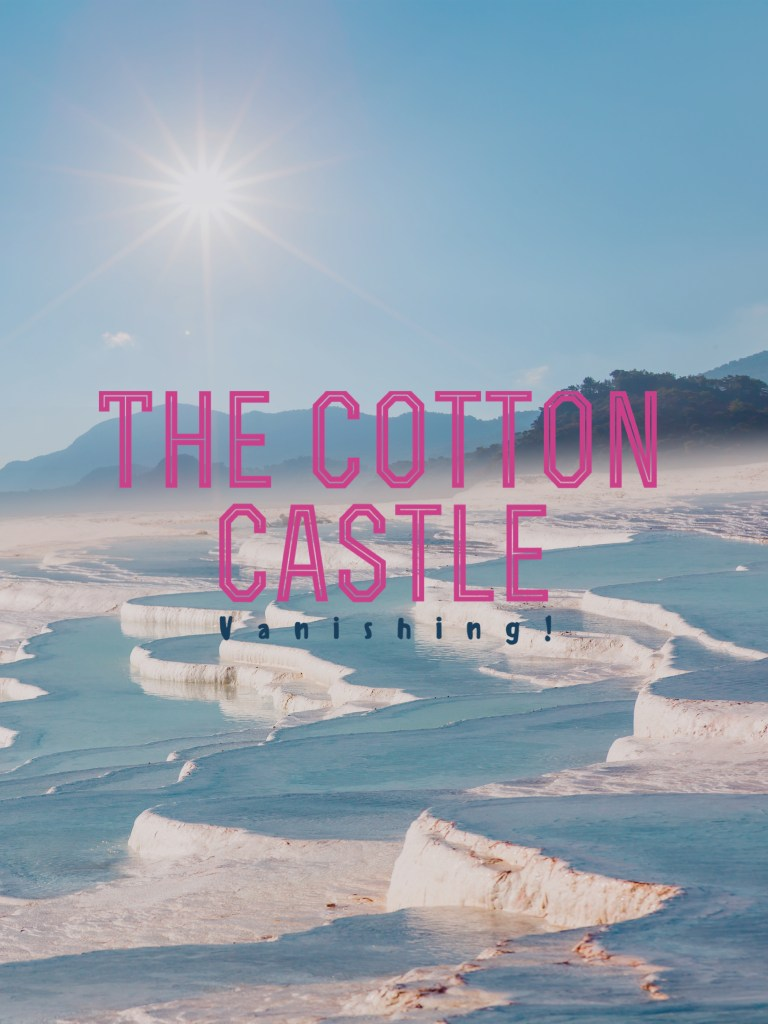 Vanishing! The Cotton Castle