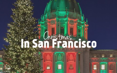 Christmas… in San Francisco