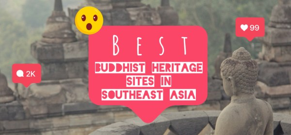 Introducing Southeast Asia's best three Buddhist Heritage Sites. We will highlight three magnificent civilizations and explore the diverse cultures of Myanmar, Cambodia and Indonesia. How many have you been to?
