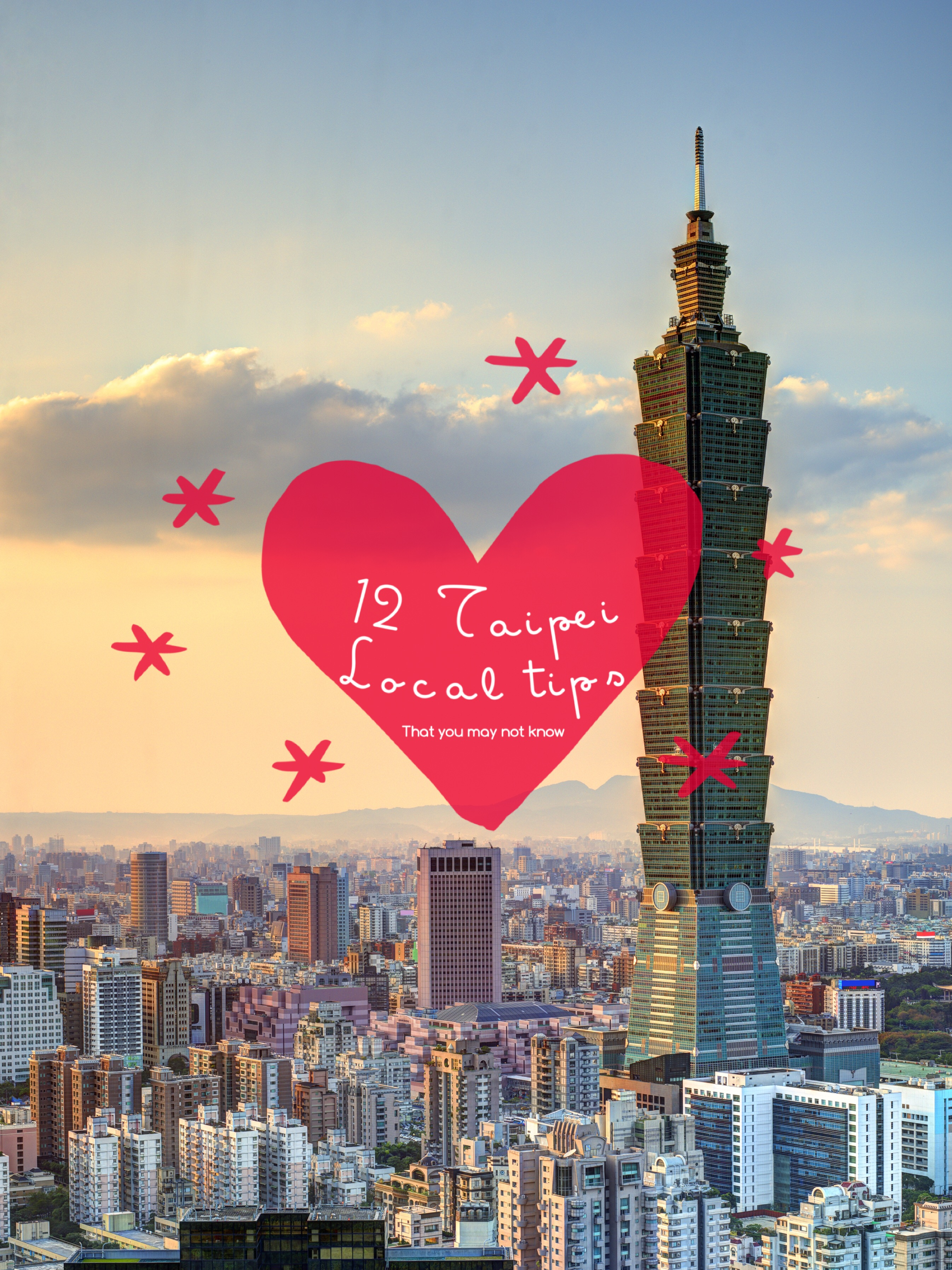 12 Taipei Local Tips That You Do Not Know