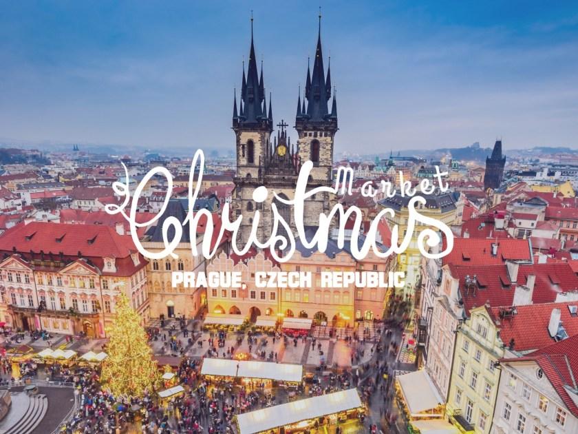 Europe Christmas Market - Prague 1