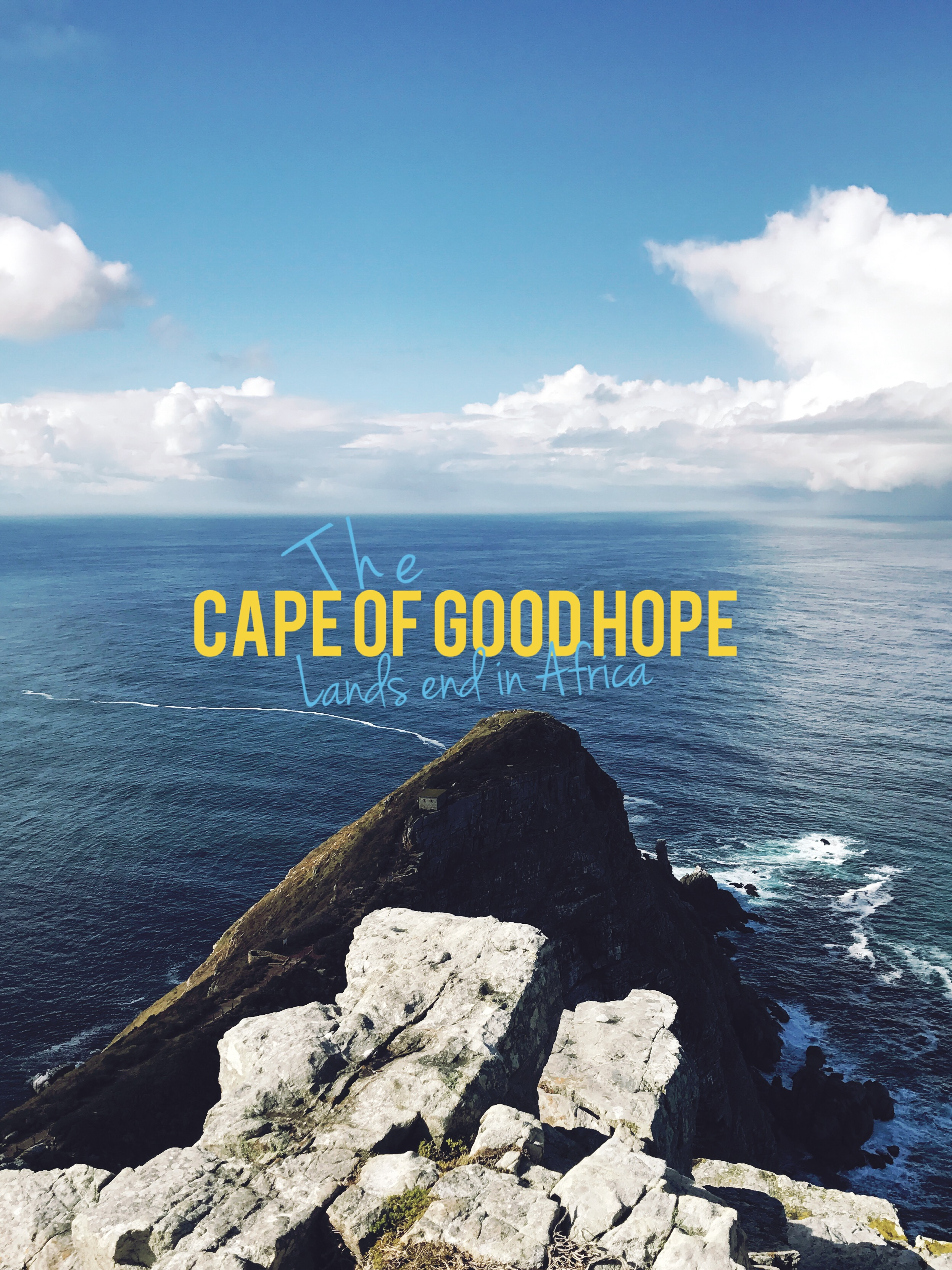 Self-driving Day Trip Guide to The Cape of Good Hope: The Lands End in Africa