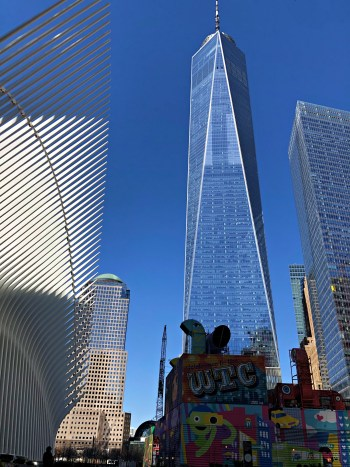 One World Trade Center New York City, USA