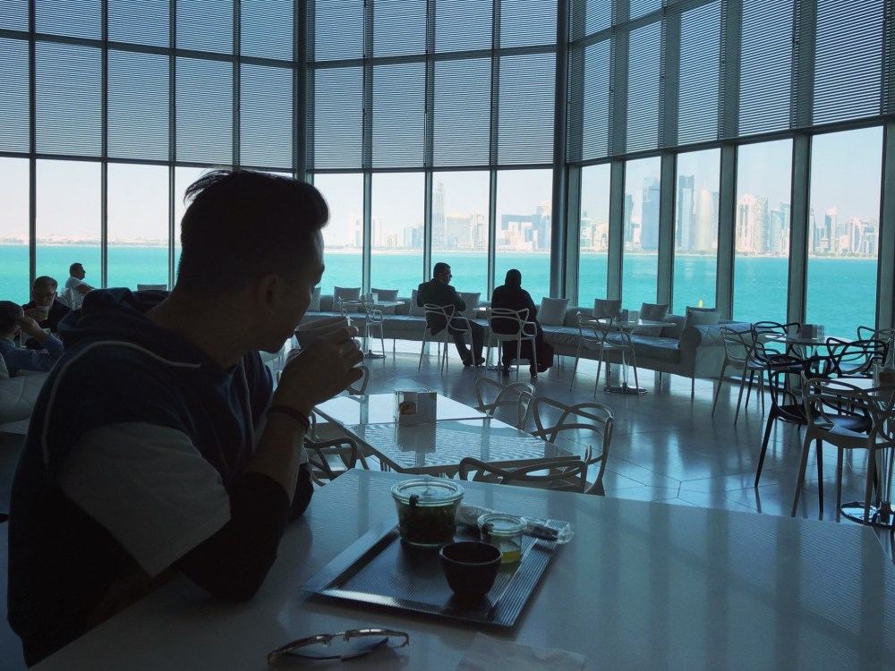 Museum of Islamic Art Cafe 2