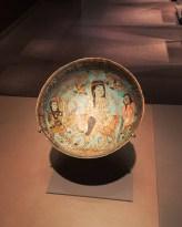 Museum of Islamic Art Exhibit 2 - Iran Kashan Bowl