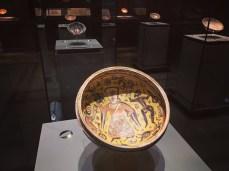Museum of Islamic Art Exhibit 3 - Iran (Nishapur) Bowl
