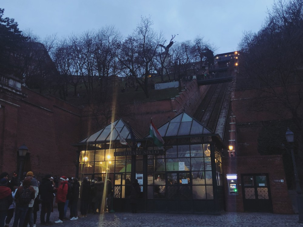 11 Buda Hill funicular