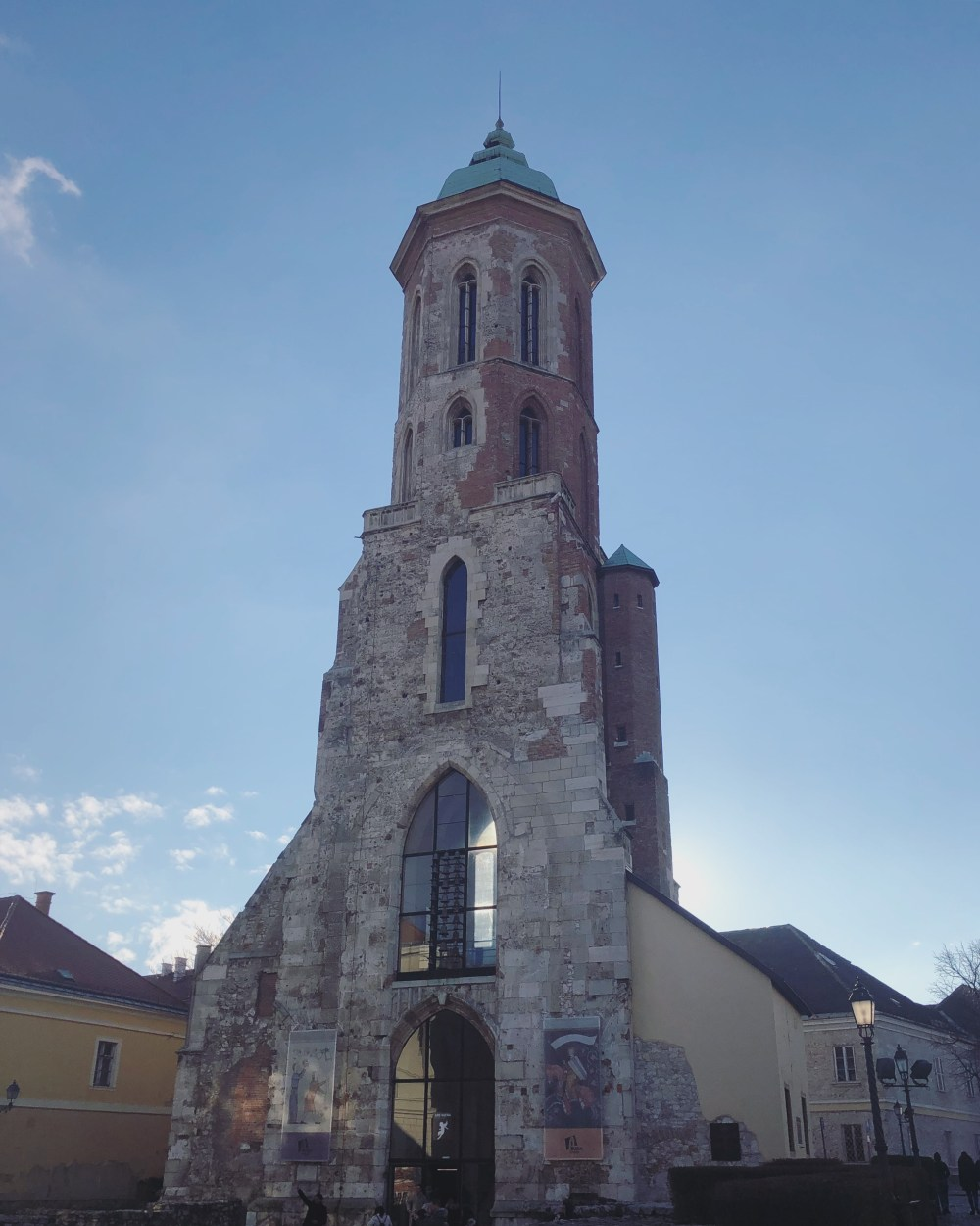 8 Tower of the Church of Saint Mary Magdalene