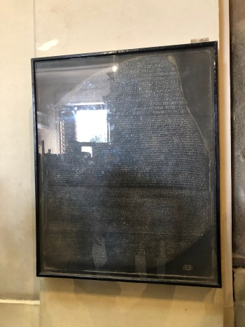 Egyptian Museum (14) - Rosetta Stone