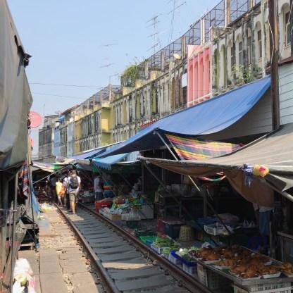 2 Go Market Mae Klong Railway Market 2