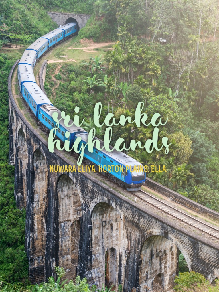 Journey through Sri Lankan's Central Highlands