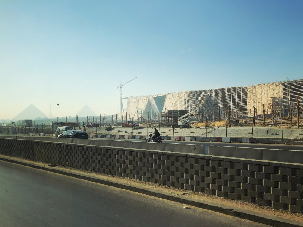 Day 1 Grand Egyptian Museum