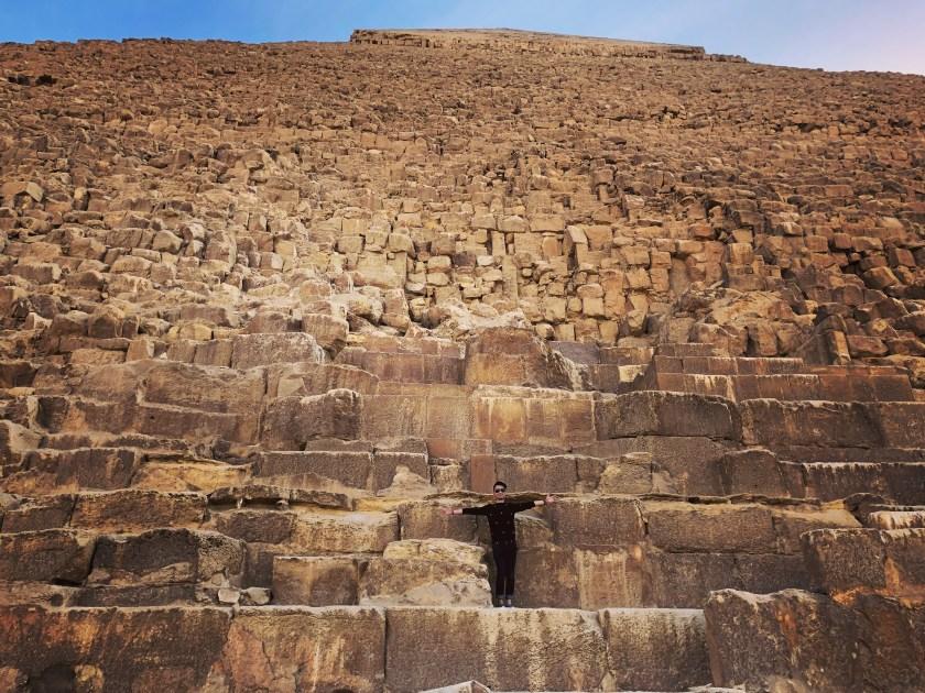 Day 2 Great Pyramid of Giza 4
