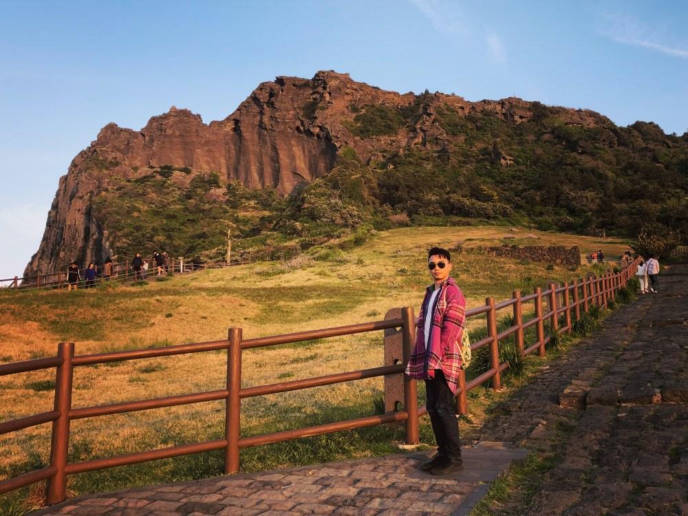 Seong San Sunrise Peak 8